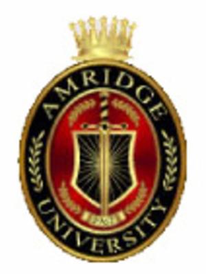 Amridge University - Image: Amridge University seal