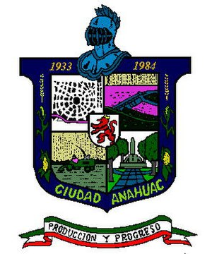 Anáhuac Municipality - Image: Anahuac 1