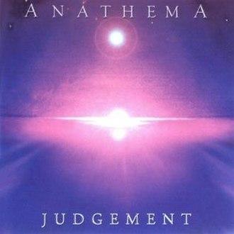 Judgement (Anathema album) - Image: Anathema Judgement