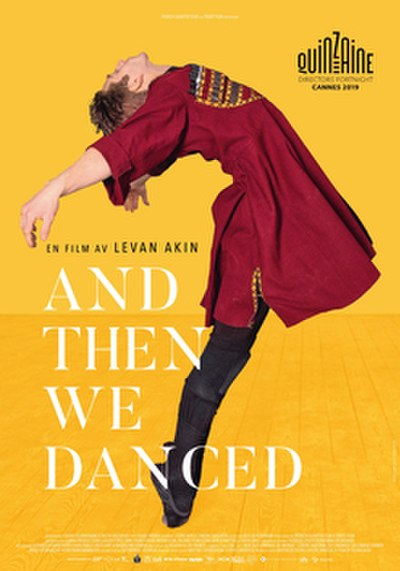 Picture of a movie: And Then We Danced
