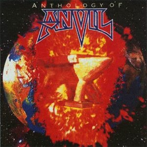 Anthology (Anvil album) - Image: Anvil Anthology