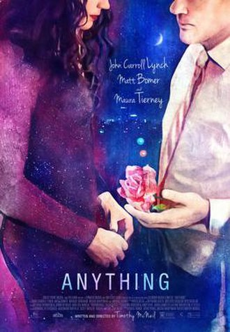 Anything (film) - Theatrical release poster