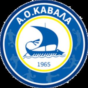 Kavala F.C. - Image: Aokavalanewlogo