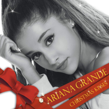 ariana grande christmas kisses full album