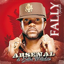 fally ipupa arsenal de belle melodie album