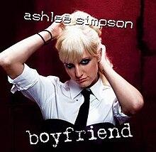 Boyfriend (Ashlee Simpson song) - Wikipedia Ashlee Simpson Wiki