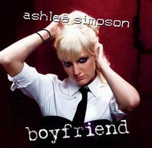 Boyfriend (Ashlee Simpson song) - Image: Ashlee Simpson Boyfriend