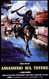 <i>Assassinio sul Tevere</i> 1979 Italian crime comedy film