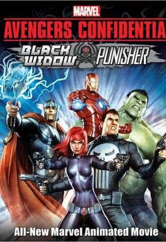 Avengers Confidential: Black Widow & Punisher - Image: Avg confid bwandpunish