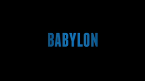Babylon (TV series) - Image: Babylon series