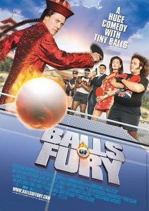 Balls of Fury - Theatrical poster