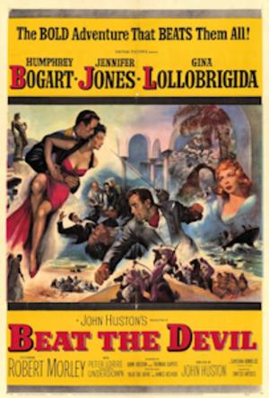 Beat the Devil (film) - 1953 film poster