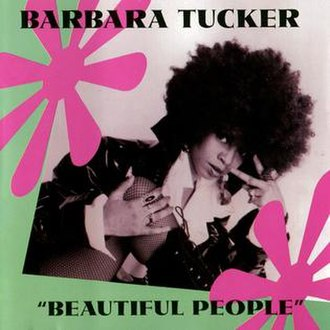 Beautiful People (Barbara Tucker song) - Image: Beautiful People (Barbara Tucker song)