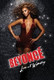 <i>Live at Wembley</i> (Beyoncé album) 2004 video by Beyoncé
