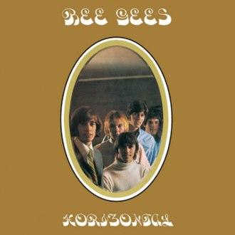 Horizontal (album) - Image: Bgs 68a 1