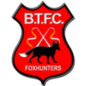 Bicester Town F.C. - Image: Bicester Town F.C. logo