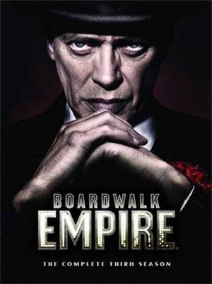 Boardwalk Empire (season 3) - DVD cover