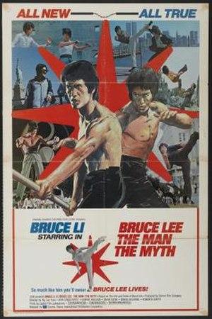 Bruce Lee: The Man, The Myth - Image: Brucelimanmyth