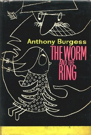 The Worm and the Ring - 1961 Heinemann edition
