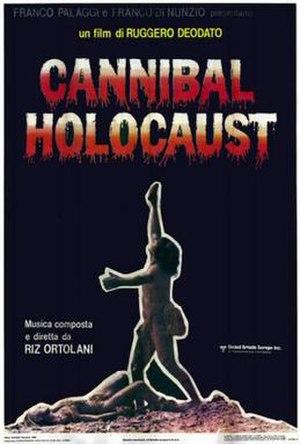 Extreme cinema - Image: Cannibal Holocaust movie