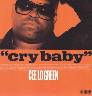 Cry Baby (Cee Lo Green song) - Image: Cee Lo Green Cry Baby