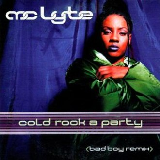 Cold Rock a Party - Image: Cold Rock a Party