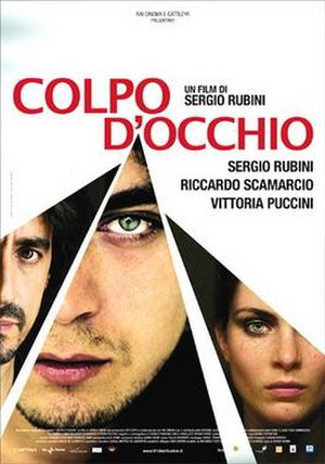 At a Glance - Image: Colpo d'occhio locandina