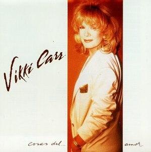 Cosas del Amor (Vikki Carr album) - Image: Cosasdelamor Vikki Carr
