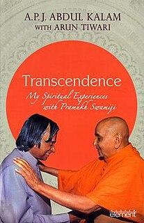 <i>Transcendence: My Spiritual Experiences with Pramukh Swamiji</i>