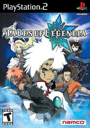 Tales of Legendia - Image: Cover Legendia