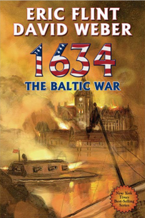 1634: The Baltic War - Image: Cover of 1634 The Baltic War