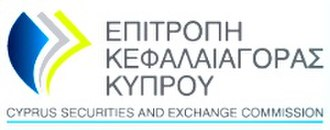 Cyprus Securities and Exchange Commission - Image: Cy SEC Logo