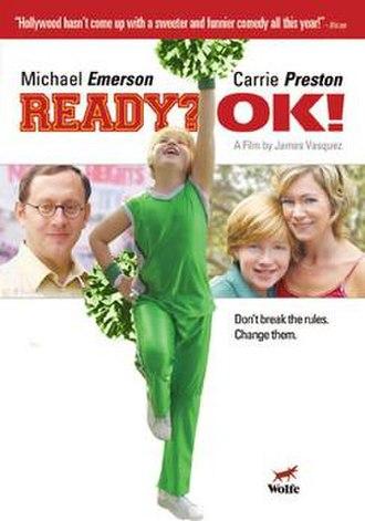 Ready? OK! - DVD cover
