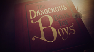 <i>The Dangerous Book for Boys</i> (TV series) American comedy-drama web television series based on the book of the same name