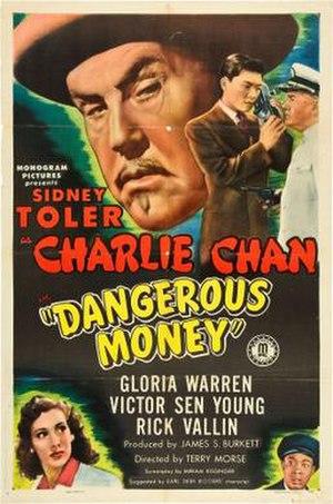 Dangerous Money - Image: Dangerous Money Film Poster