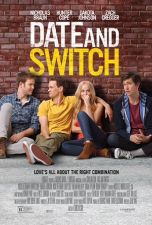 Date and Switch - Theatrical release poster