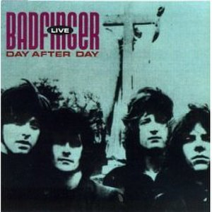 Day After Day: Live - Image: Day After Day Live (Badfinger album cover art)