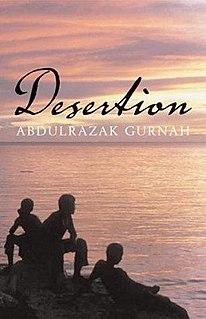 <i>Desertion</i> (novel) 2005 novel by Abdulrazak Gurnah