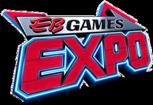 EB Games Expo - Image: EB Games Expo Logo