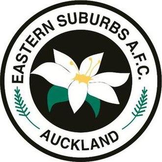 Eastern Suburbs AFC - Image: Eastern Suburbs Logo