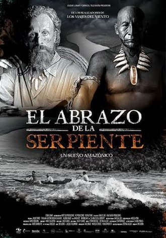 Embrace of the Serpent - Theatrical poster