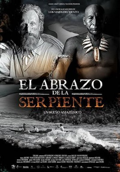 Picture of a movie: Embrace Of The Serpent