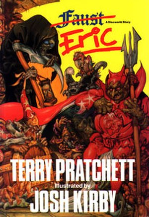Eric (novel) - Image: Eric cover