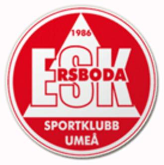 Ersboda SK - Image: Ersboda SK