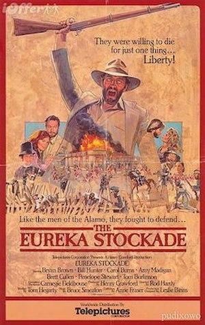 Eureka Stockade (miniseries) - Image: Eureka Stockade 1984