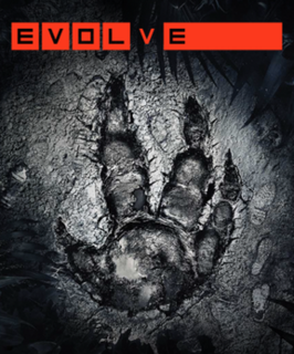 <i>Evolve</i> (video game) Asymmetrical, cooperative/competitive 2015 shooter video game