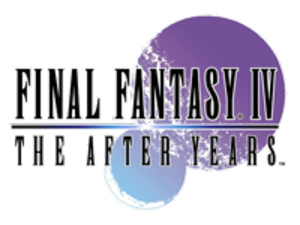 Final Fantasy IV: The After Years - Image: FF4TA Logo