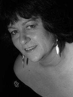 Fiona J. Mackenzie British singer
