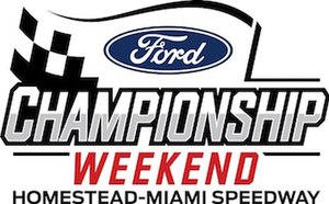 Ford Championship Weekend - Image: Ford Championship Weekend logo