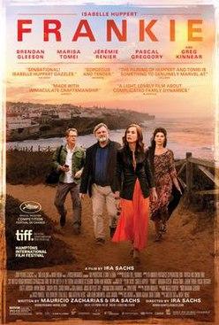 <i>Frankie</i> (2019 film) 2019 film directed by Ira Sachs